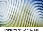colorful ripple background | Shutterstock . vector #656262136