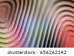 colorful ripple background | Shutterstock . vector #656262142
