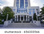 Small photo of Orange County Courthouse on May 21, 2017 in Downtown Orlando, Florida,USA.
