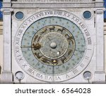 padua  astronomical clock