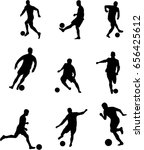 very high quality detailed set... | Shutterstock .eps vector #656425612