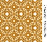 gold pattern | Shutterstock .eps vector #65649697