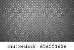 pattern of old metal diamond...   Shutterstock . vector #656551636