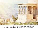 Athens Acropolis   Erechtheion...