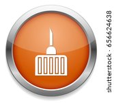 medical needle icon | Shutterstock .eps vector #656624638