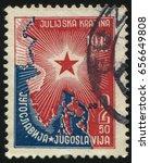 russia kaliningrad  12 november ... | Shutterstock . vector #656649808