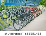 Bicycle Hire Parking  Bikes Fo...
