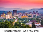 Asheville  North Carolina  Usa...