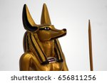 Anubis Statues Of Ancient Egypt