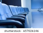 modern office meeting room... | Shutterstock . vector #657026146