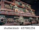mexico city  mexico   oct 15 ...   Shutterstock . vector #657081256
