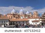 cuenca  ecuador   february 13 ...   Shutterstock . vector #657132412