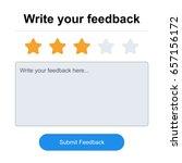 vector feedback form