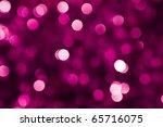 Defocused Pink Abstract...