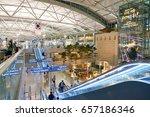 incheon  south korea   circa...   Shutterstock . vector #657186346