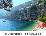 cap d'ail  france   Shutterstock . vector #657201595