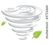 hurricane | Shutterstock .eps vector #65721664