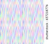 Striped Rainbow Color Seamless...