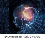 network avatar series. design... | Shutterstock . vector #657274702
