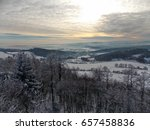 View On A Winterland