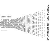 modern graphic design elements. ... | Shutterstock .eps vector #657508522