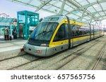 porto  portugal   april 15 ... | Shutterstock . vector #657565756