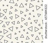 geometric pattern | Shutterstock .eps vector #657684322