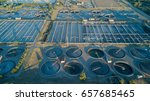 top view of the aeration station | Shutterstock . vector #657685465