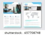 template design brochure ...   Shutterstock .eps vector #657708748