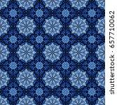 geometrical seamless pattern... | Shutterstock .eps vector #657710062