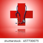 Red Cross As A Symbol Of...