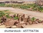 Ancient Historical Clay Town O...