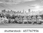 Famous View Of San Francisco A...