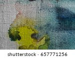 texture old canvas fabric as... | Shutterstock . vector #657771256