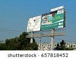 chonburi thailand february 18   ... | Shutterstock . vector #657818452