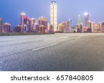 roads  roads  and the beautiful ... | Shutterstock . vector #657840805