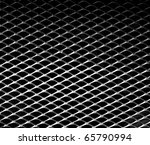 metal mesh grill. perfect for... | Shutterstock . vector #65790994