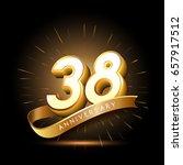 38 Golden Anniversary Logo...