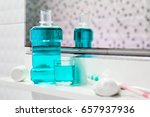 oral cleanser for good oral... | Shutterstock . vector #657937936