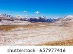 state road 318 scenery in... | Shutterstock . vector #657977416