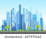 flat style modern design of...   Shutterstock .eps vector #657979162