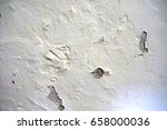 building defect   damaged wall... | Shutterstock . vector #658000036