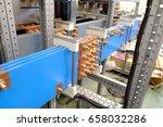 main distribution board | Shutterstock . vector #658032286