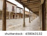 View Of The Main Street Of The...