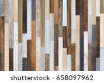 wood texture background ... | Shutterstock . vector #658097962