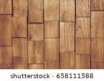 wood background or texture | Shutterstock . vector #658111588
