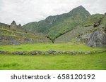 machu pichu peru | Shutterstock . vector #658120192