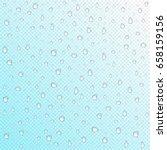 vector waterdrops on...   Shutterstock .eps vector #658159156