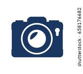 camera icon image | Shutterstock .eps vector #658176682