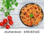 Delicious Spaghetti Alla...
